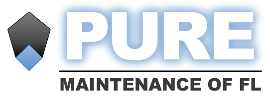 Pure Maintenance FL Retina Logo