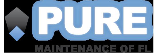 Pure Maintenance FL Logo